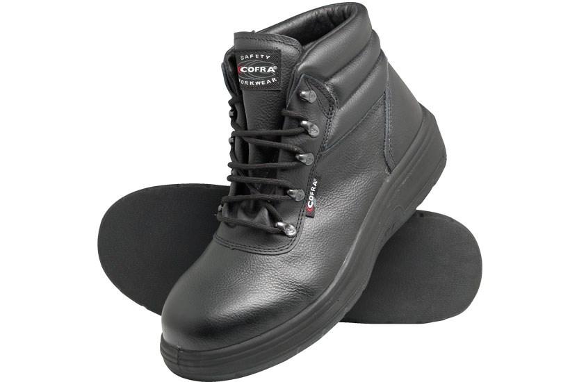 Cofra Asfalt Støvlet med sikkerhed S3 HRO HI