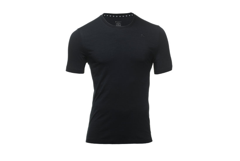 Thermowave Herre t-shirt sort
