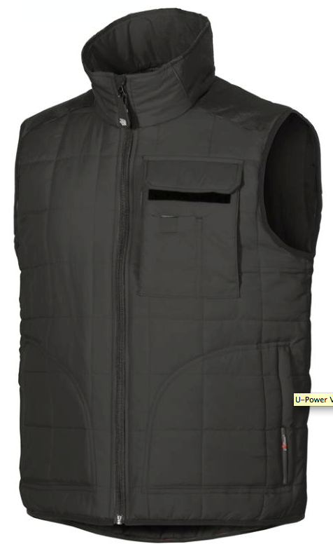 U-Power Vest, Step